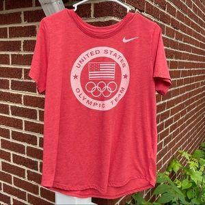 United States Olympic Team Nike Shirt